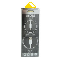 KOAKUMAKC-1S MICRO USBCABLEKC-1S3A1M.FOR MICORWHITE