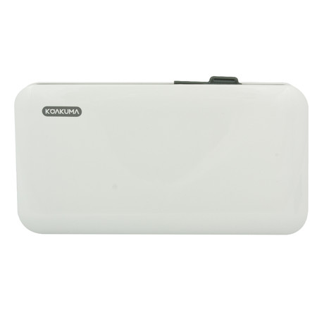 KOAKUMA L7 WALLET SLIM POWER BANK 12000MAH WHITE