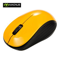 MACNUS Mouse M-18 Optical Mouse-Yellow