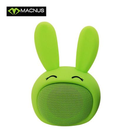 ลำโพงบลูทูธMACNUS Model MN-M815 MINI Speakers BT Speaker - Green