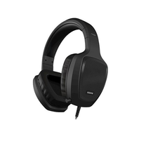 OZONE OZRAGEZ50B RAGE Z50 BLACK REFINED PRO GAMING HEADSET WITH MIC
