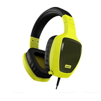 OZONE OZRAGEZ50GLY RAGE Z50 GLOW SERIES YELLOW PRO GAMING HEADSET WITH MIC