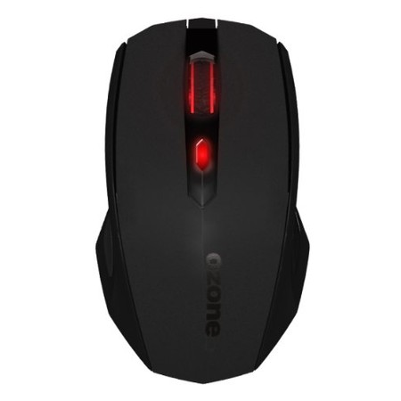 OZONE OPTICAL PRO GAMING MOUSE BLACK 3500DPI