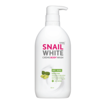 SNAILWHITE CREAM BODY WASH ANTI-AGING 500 ML