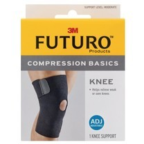 Futuro Compression Basics Knee Adjustable พยุงหัวเข่า รุ่นเบสิค ปรับกระชับได้