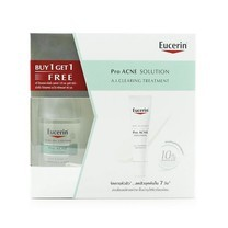 EUCERIN PRO ACNE AI TREATMENT FERR CLEANSING WATER 125 ML.