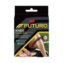 Futuro Support Adjustable Knee Strap ฟูทูโร่ ซัพพอร์ท อุปกรณ์พยุงใต้หัวเข่า รุ่นปรับกระชับได้
