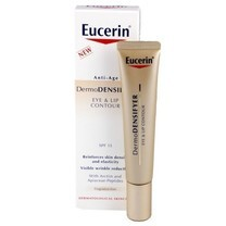 Eucerin DermoDensifyer eye & lip contour 15 ml.