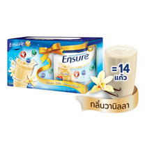[แพ็คคู่] Ensure Vanilla Gift Pack 400gx2