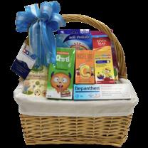กระเช้าของขวัญเพื่อสุขภาพสำหรับเด็ก Kids Basket Size M (กระเช้าเพื่อสุขภาพ ไซด์ M)