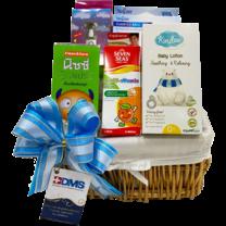 กระเช้าของขวัญเพื่อสุขภาพสำหรับเด็ก Kids Basket Size S (กระเช้าเพื่อสุขภาพ ไซด์ S)