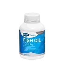 FISH OIL 1000mg 30 CAP