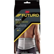 Futuro Stabilizing Back Support Size L-XL ฟูทูโร่ อุปกรณ์พยุงหลัง ขนาดใหญ่-ใหญ่พิเศษ