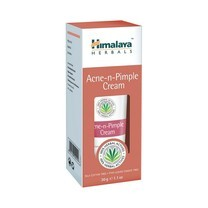 HIMALAYA 1930 ACNE-N-PIMPLE CREAM 30G.