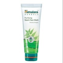 HIMALAYA PURIFYING NEEM FACE WASH 100ML.