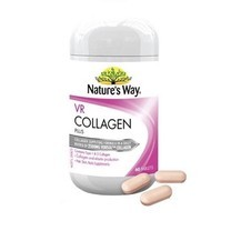 NATURE'S WAY VR COLLAGEN PLUS TAB 60'S