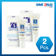 [Buy More Save  More] SKIN US NATURAL ACNE  GEL 10 G.