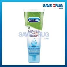 [ซื้อ1แถม1] Durex Naturals Aqua Moisture+ 100 ml.