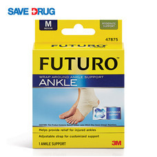 FUTURO WRAP AROUND ANKLE-M