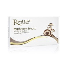 ROYAL LIFE IMMUNE PLUS (MUSHROOM EXTRACT) 30'S