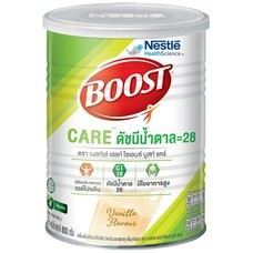 NESTLE HEALTH SCIENCE BOOST CARE VANILLA FLAVOUR 800 G.