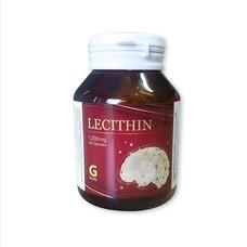 GEVITY Lechitin 1200 mg 30'S ผลิตภัณฑ์เสริมอาหาร เลชิติน อุดมไปด้วยวิตามิน และ Phospholipid