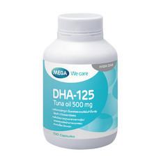 Mega We Care DHA-125 Tuna Oilบำรุงสมองและสายตา ด้วยน้ำมันปลาทูน่า