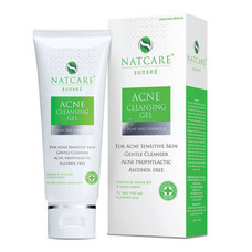 NATCARE ACNE CLEANSING GEL 100 G.