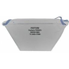 หน้ากากกันฝุ่น PASTURE F550CS NIOSH N95  12 ชิ้น