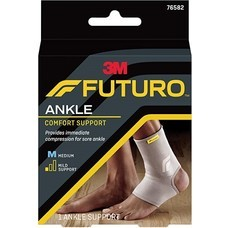 Futuro Ankle Comfort Support Size M อุปกรณ์พยุงข้อเท้า ชนิดสวม ไซส์ M
