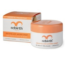 REBITH PLACENTA ANTI-WRINKLE CREAM 100 ML.