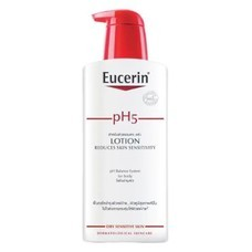 EUCERIN LOTION 400 ml.