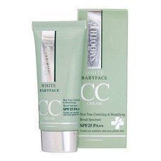 Smooth E White Babyface CC Cream SPF 25 30 g