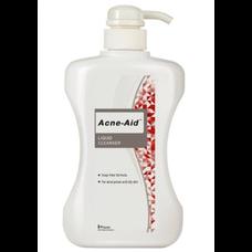 ACNE-AID LIQUID CLEANSER (สีแดง) ผลิตภัณฑ์ทำความสะอาดผิวหน้า 500 มล.