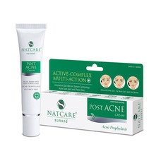 NATCARE POST ACNE CREAM 10 G.