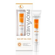 PROVAMED SUN SPF50+FACE (WHITE) 30ML