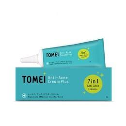 TOMEI Anti-Acne Cream Plus ผลิตภัณฑ์ดูแลผิวที่มีปัญหาสิว 5 กรัม