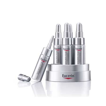 Eucerin Hyaluron-Filler concentrate serum 5ml/หลอด (6 หลอด/กล่อง)
