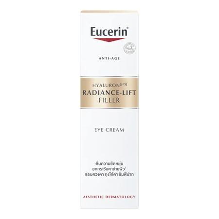 EUCERIN HYALURON [HD] RADIANCE-LIFT FILLER EYE CREAM 15 ml.