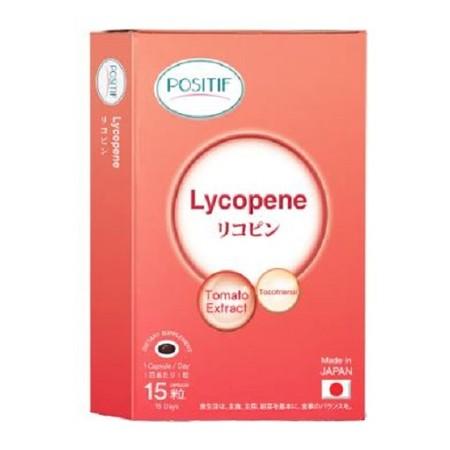 POSITIF LYCOPENE 15'S