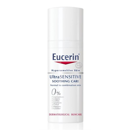 Eucerin Ultra sensitive soothing care 50 ml.