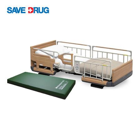 เตียงไฟฟ้าเพื่อดูแลสุขภาพ พร้อมเบาะนอนป้องกันแผลกดทับ