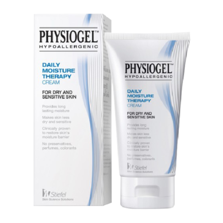 Physiogel Hypoallergenic Daily Moisture Therapy Cream For Dry And Sensitive Skin 75ml
