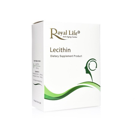 ROYAL LIFE BRAIN-LECITHIN CAP 1,200MG 30'S