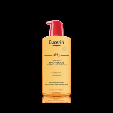 Eucerin pH5 Skin-protection shower oil 400 ml.