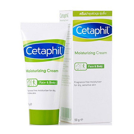 CETAPHIL MOISTURING CREAM 50G.