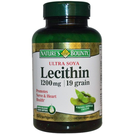 NB LECITHIN 120 MG 100'S