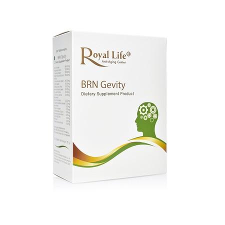 ROYAL LIFE BRN GEVITY TABLET 30's
