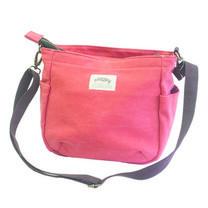Nicopy กระเป๋าหิ้วผ้าสายยาว (สีแดง) รุ่น NCP-BG-010004-R