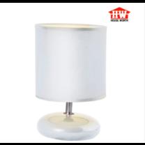 House Worth โคมไฟตั้งโต๊ะ สีขาว รุ่น HW-AT12309